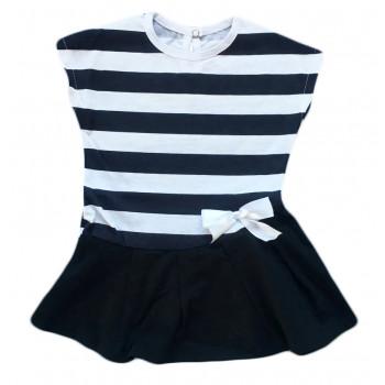 Летнее платье без рукавов на возраст девочки 2, 3, 4 года