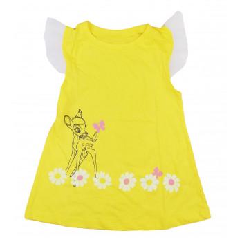 Летнее желтое платье Бемби 98 104 размеры