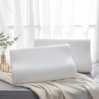 Анатомическая подушка с эффектом памяти 30*50 см