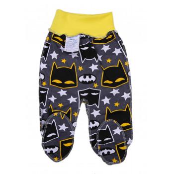 Ползунки Кулир 68 размеры Бэтмен для новорожденных