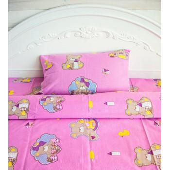 Детское постельное белье для новорожденной маленькой принцессы. 100% хлопок