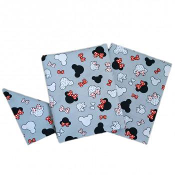 Постельное белье Минни Маус для новорожденных девочек
