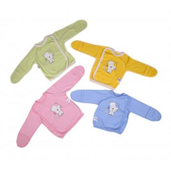 Распашонки Интерлок 56 62 размеры для новорожденных