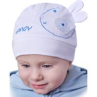 Весенняя шапочка (обхват 40 42 44 см) для малышей