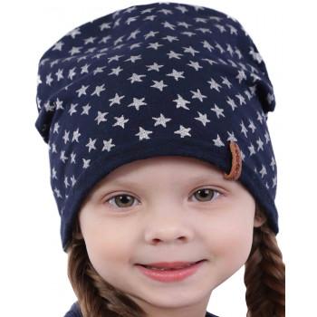 Детская тонкая шапочка 50-52 см обхват