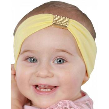 Повязка Софийка (белая, желтая, голубая) 36-38 40-42 46-48 см обхват