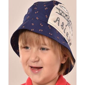 Панама Синяя Федя 48 50 52 54 см обхват головы для мальчика