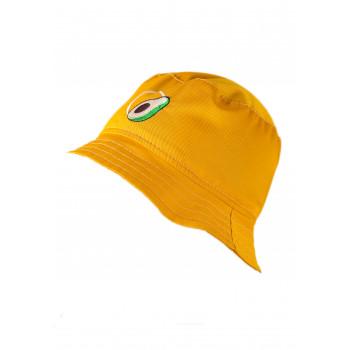 Детская панама Авокадо Желтая 52-54 см обхват