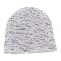 Тонкая шапочка 48-50 см обхват для детей