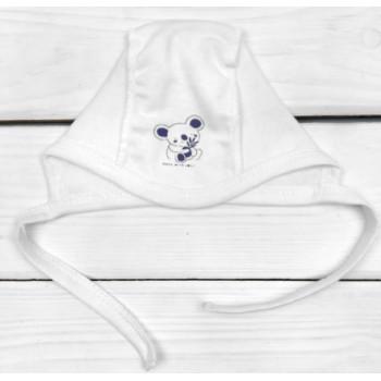Чепчик 62 68 74 Коала Кулир Молочный для новорожденных