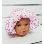 Летние головные уборы для девочек: шапочки, панамы, косынки, повязки, береты, козырьки