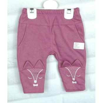 Детские теплые штанишки для малышей