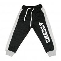 Спортивные штаны для мальчиков (размеры 80 86 92 98, двунитка)