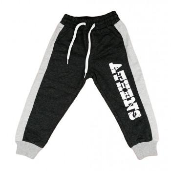 Спортивные штаны для мальчиков (размеры 98, двунитка)