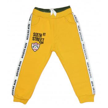 Зимние детские спортивные штаны на возраст 1 2 3 4 5 6 7 8 лет