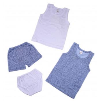 Комплект нижнего белья для мальчика на годик