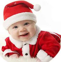 новогодняя одежда для малышей